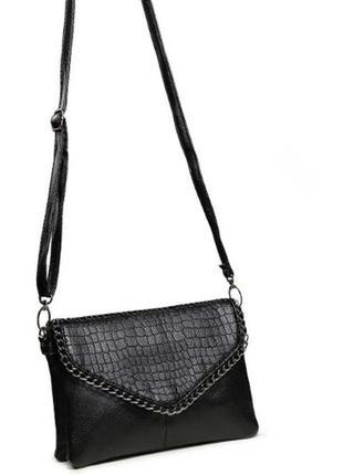 Вместительная женская сумка - клатч. сумка жіноча клатч