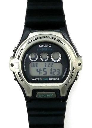 Casio lw-202h часы из сша оригинал секундомер будильник подсветка