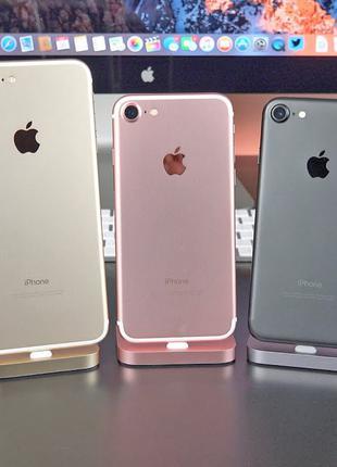 IPhone 7Plus 32/128 Black/Rose/Gold/Silver (Оплата Частями)