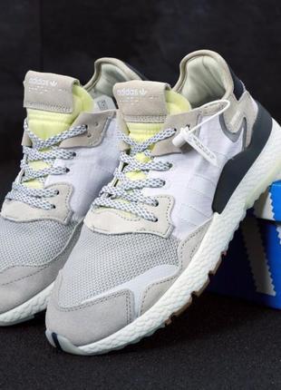 👟 женские кроссовки adidas nite jogger 👟 (арт. 11863)