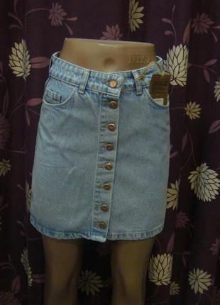 Юбка джинсовая женская arox