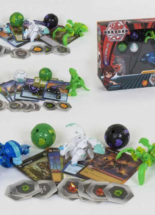 Игровой набор Бакуган с героями-трансформерами для мальчиков 9...