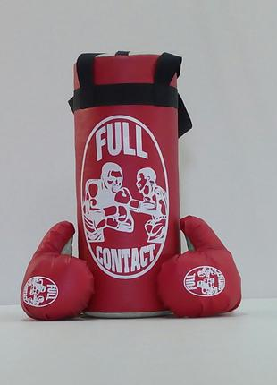 Детские боксерские наборы FULL CONTACT