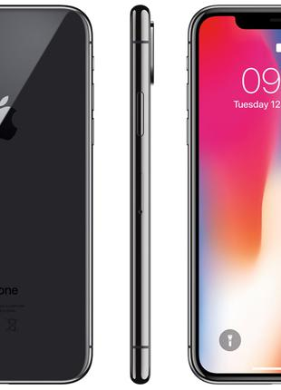 IPhone X 64GB Space Grey/Silver