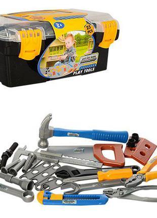 Детский набор инструментов 29128 пила