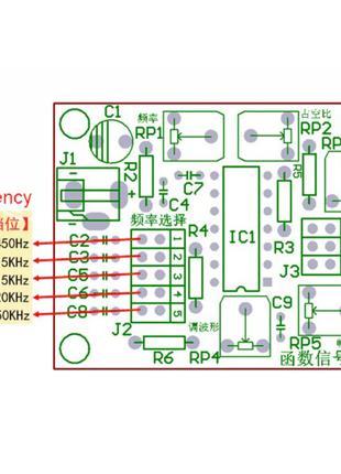 1 комплект ICL8038 интегральный функциональный генератор сигна...