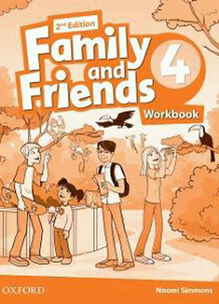 Family and friends Workbook 4