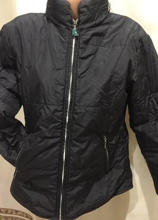 Зимняя куртка размер m-l