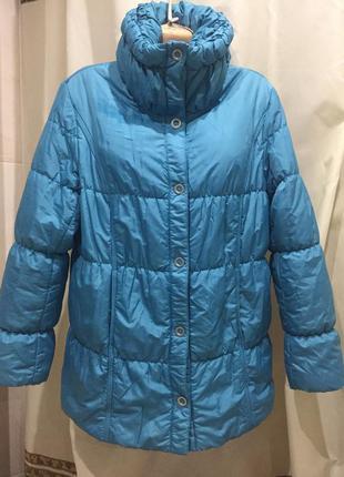 Удлиненная куртка размер 52-54