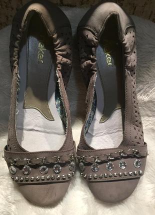 Riekel туфли лодочки размер 38