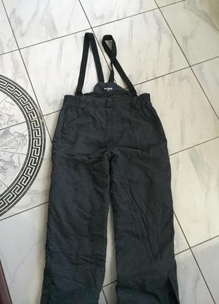 Parallel фирменные лыжные штаны( или для сноуборда) размер 18