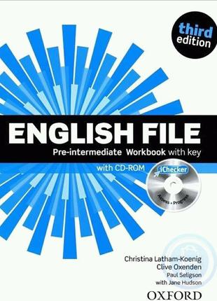 New English File Pre- Intermediate Workbook
