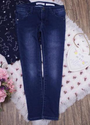 Стильные мягенькие джинсы скинни