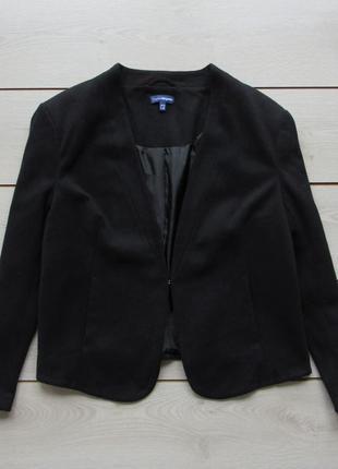 Акция! фактурный пиджак жакет блейзер от charles voegele