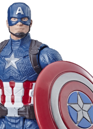 Игрушка-фигурка, Hasbro, Капитан Америка, Мстители Финал, 15 см