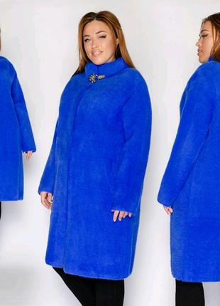 Пальто (большой размер)