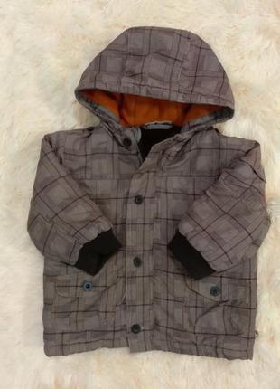Курточка деми р. 86