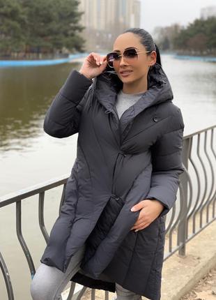 Женский пуховик куртка