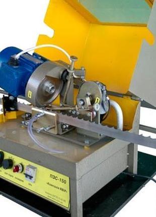 Станок специальный заточной для ленточных пил пзс-150/150м/203/20