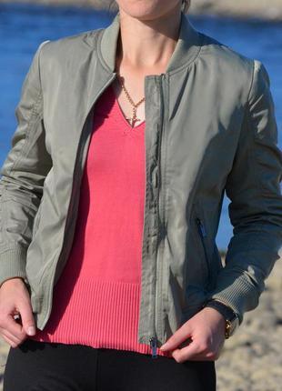 Куртка коротка бомбер жіноча бренду firetrap 💖💖💖 - 30% 💖💖💖