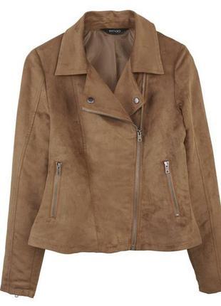 Куртка косуха замшева коротка esmara casual 💖💖💖 - 25% 💖💖💖