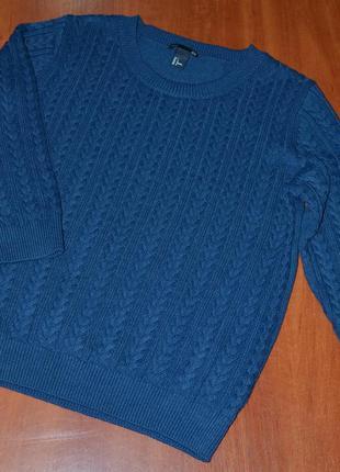 Кофта свитер джемпер трикотажний h&m