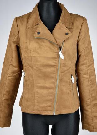 Куртка косуха замшева коротка esmara 💖💖💖 - 25% 💖💖💖