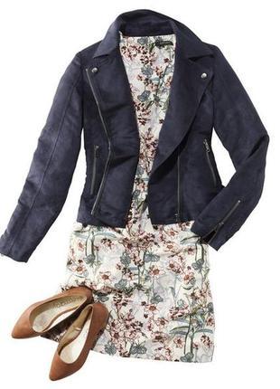 Модна курточка замшева коротка esmara 💖💖💖 - 25% 💖💖💖