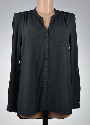 Жіноча віскозна блузка з довгим рукавом only 💖💖💖 сезонний розп...