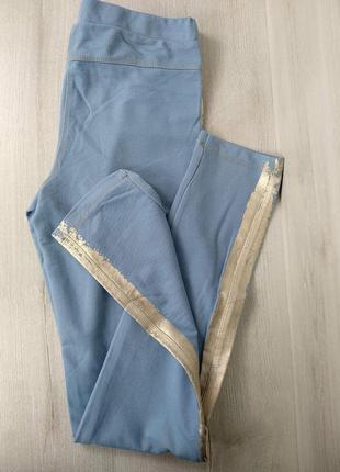 Дитячі трикотажні завужені штани лосінки леггинси ovs 💖💖💖