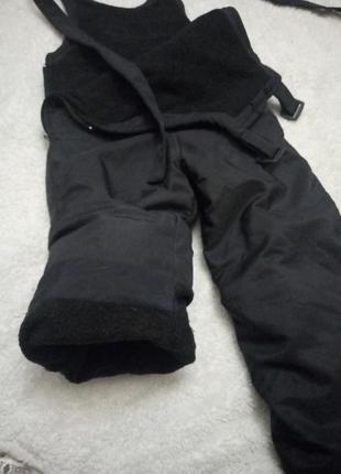 Теплый штаны