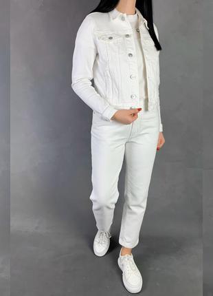 Джинсовая куртка джинсовка пиджак h&m