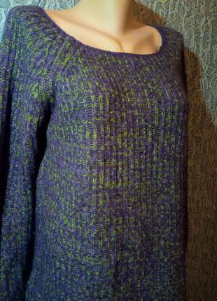 Теплый свитер. manguun.