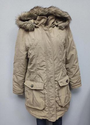 Парка аляска зимняя куртка
