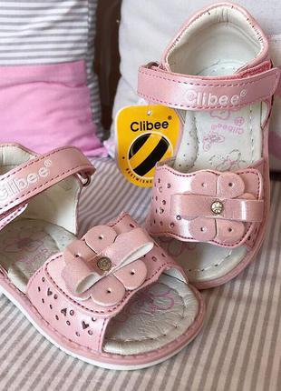 Босоніжки сандалі clibee