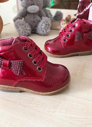 Стильні ботинки ботиночки. осінь 2019