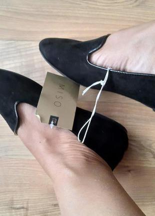 Туфли женские назкий ход