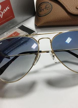 Очки солнцезащитные авиаторы