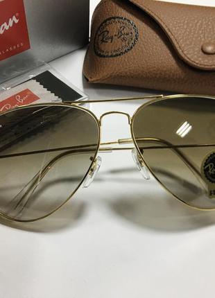 Очки солнцезащитные ray ban 3026