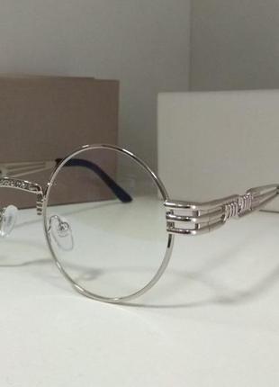 Стильные очки для имиджа и работы за компьютером
