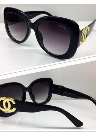 Женские солнцезащитные очки квадраты оверсайз