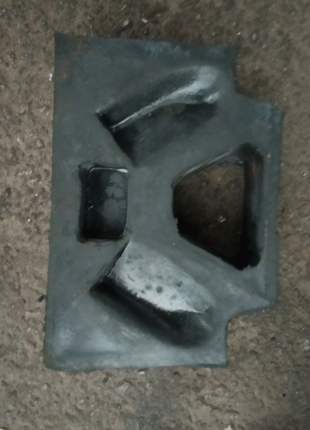 Подушка двигателя Маз боковая.