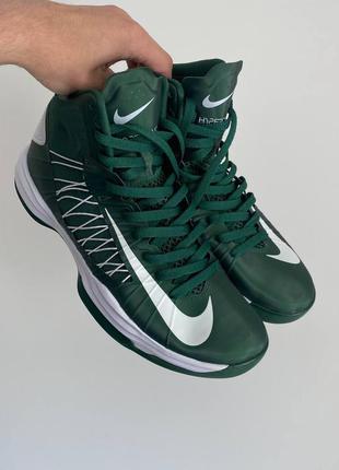Оригинальные кроссовки nike hyperdunk 2012 gorge green