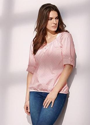 Новая блуза из хлопка