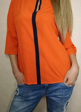Шикарные блузки. разные цвета. 38-48 р.
