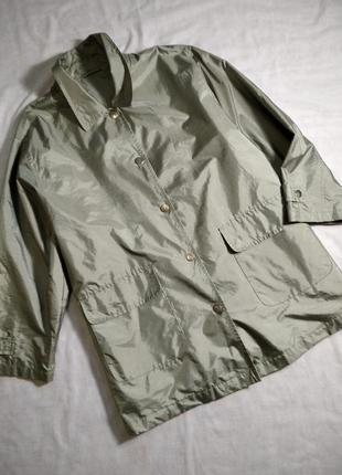 Легкая женская куртка тренч ветровка, плащ. германия.