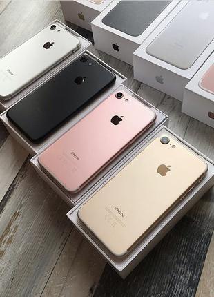 Новый Apple IPhone 7 32/128gb Neverlock