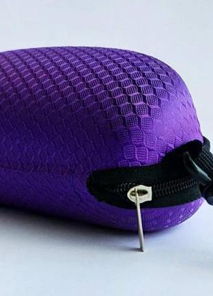 Чехол - футляр на замочке  фиолетовый