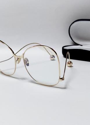 Оригинальные имиджевые очки. очки для работы за компьютером, с...