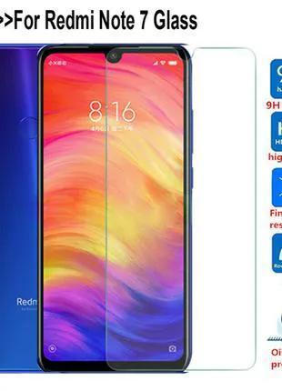 Защитное стекло для смартфона Xiaomi Redmi Note 7 / Note 7 Pro